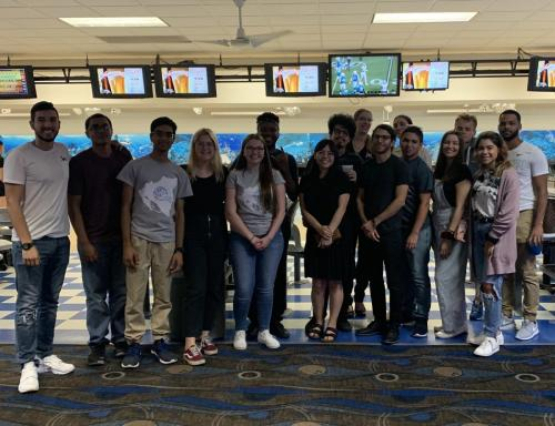 Bowling Night! Fall 2019