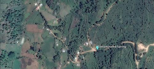 Chimborazo, Nicaragua Satalite Image
