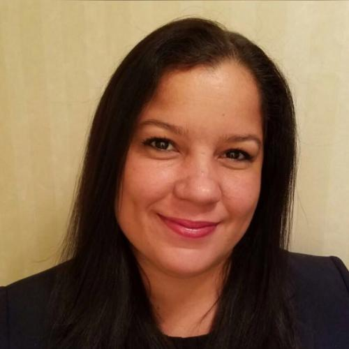 Gloria Suarez, Vice President of External Affairs